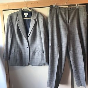 Pendleton pants suit